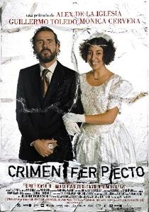 Crime Ferpeito - Poster / Capa / Cartaz - Oficial 1