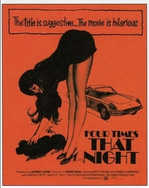 Quatro Vezes Naquela Noite - Poster / Capa / Cartaz - Oficial 2
