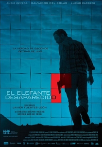 El Elefante Desaparecido  - Poster / Capa / Cartaz - Oficial 1