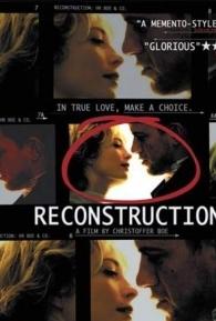 Reconstrução de um Amor - Poster / Capa / Cartaz - Oficial 2