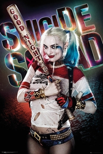 Esquadrão Suicida - Poster / Capa / Cartaz - Oficial 15