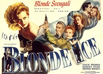 Blonde Ice - Poster / Capa / Cartaz - Oficial 2
