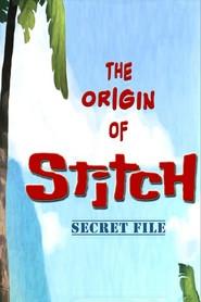 A Origem de Stitch - Poster / Capa / Cartaz - Oficial 1