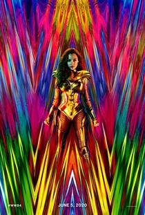 Mulher Maravilha 1984 - Poster / Capa / Cartaz - Oficial 1