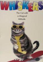 Whiskers - O Gato que Virou Gente - Poster / Capa / Cartaz - Oficial 1