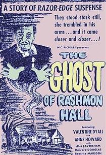 The Ghost Of Rashmon Hall - Poster / Capa / Cartaz - Oficial 1