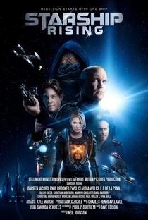Starship Rising - Poster / Capa / Cartaz - Oficial 1
