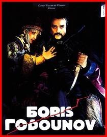 Boris Godounov - Poster / Capa / Cartaz - Oficial 1
