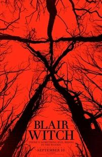 Bruxa de Blair - Poster / Capa / Cartaz - Oficial 2