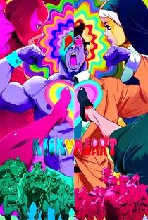 Kick-Heart - Poster / Capa / Cartaz - Oficial 3