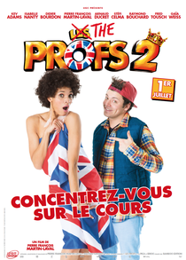 Os Professores 2 - Poster / Capa / Cartaz - Oficial 1