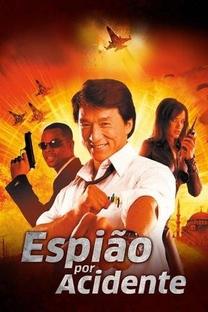 Espião por Acidente - Poster / Capa / Cartaz - Oficial 8