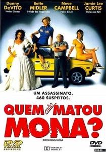 Quem Não Matou Mona? - Poster / Capa / Cartaz - Oficial 4