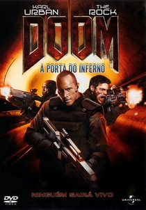 Doom - A Porta do Inferno - Poster / Capa / Cartaz - Oficial 5