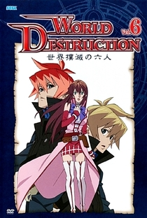 World Destruction: Sekai Bokumetsu no Rokunin - Poster / Capa / Cartaz - Oficial 5