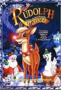 Rudolph - A Rena do Nariz Vermelho - Poster / Capa / Cartaz - Oficial 1