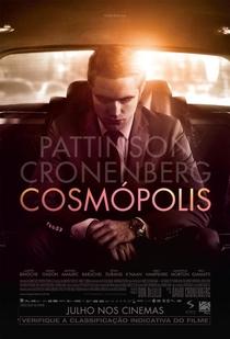 Cosmópolis - Poster / Capa / Cartaz - Oficial 2