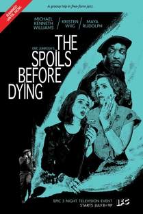 The Spoils Before Dying - Poster / Capa / Cartaz - Oficial 1