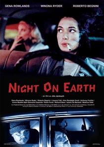 Uma Noite Sobre a Terra - Poster / Capa / Cartaz - Oficial 2
