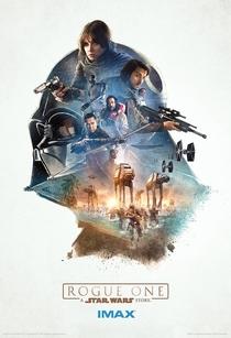 Rogue One: Uma História Star Wars - Poster / Capa / Cartaz - Oficial 7