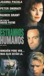 Estranhos Humanos - Poster / Capa / Cartaz - Oficial 1