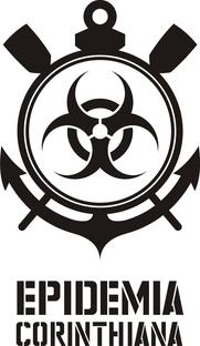 Epidemia Corinthiana - Poster / Capa / Cartaz - Oficial 1