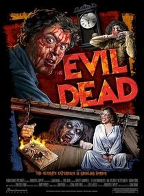 Uma Noite Alucinante: A Morte do Demônio - Poster / Capa / Cartaz - Oficial 5
