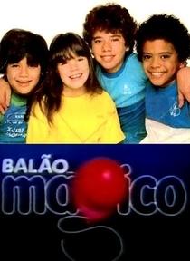 Balão Mágico - Poster / Capa / Cartaz - Oficial 2