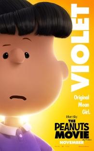 Snoopy & Charlie Brown - Peanuts: O Filme - Poster / Capa / Cartaz - Oficial 24
