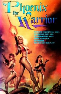 Phoenix - A Guerreira do Século XXI - Poster / Capa / Cartaz - Oficial 3