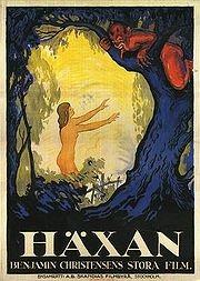 Haxan - A Feitiçaria Através dos Tempos - Poster / Capa / Cartaz - Oficial 3