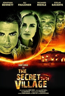 The Secret Village - Poster / Capa / Cartaz - Oficial 3