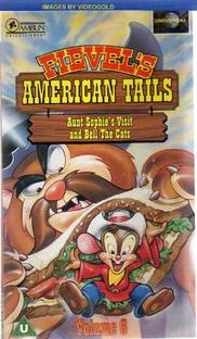 Um Conto Americano - Volume III  - Poster / Capa / Cartaz - Oficial 2