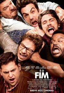É o Fim - Poster / Capa / Cartaz - Oficial 10