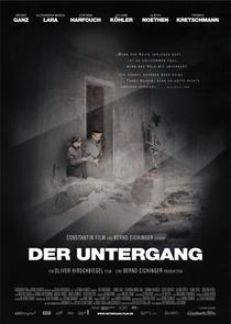 A Queda! As Últimas Horas de Hitler - Poster / Capa / Cartaz - Oficial 3