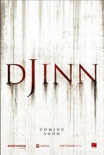 Djinn - Poster / Capa / Cartaz - Oficial 2