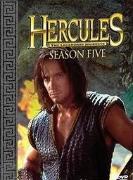 Hércules: A Lendária Jornada (5ª Temporada) - Poster / Capa / Cartaz - Oficial 2