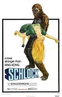 Schlock - Poster / Capa / Cartaz - Oficial 1