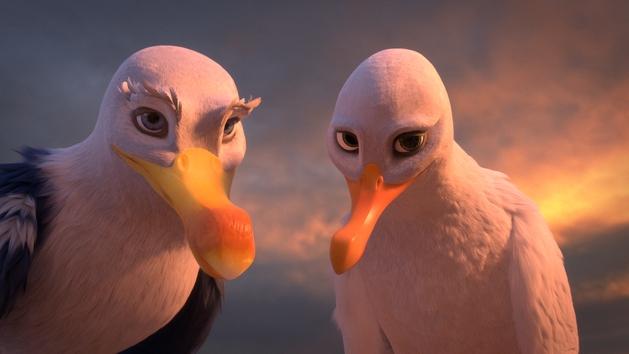 Winslet e Dafoe estão no elenco da animação Manou The Swift
