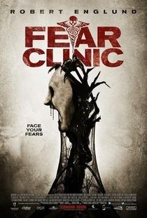 Fear Clinic - Poster / Capa / Cartaz - Oficial 1