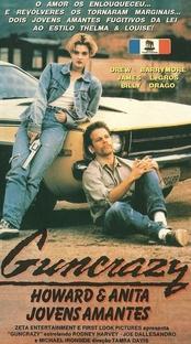 Gun Crazy : Howard e Anita - Jovens Amantes - Poster / Capa / Cartaz - Oficial 2