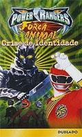 Power Rangers - Força Animal - Crise de Identidade - Poster / Capa / Cartaz - Oficial 1