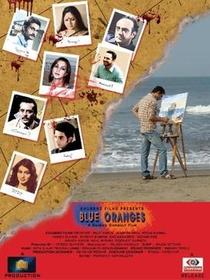 Blue Oranges - Poster / Capa / Cartaz - Oficial 1
