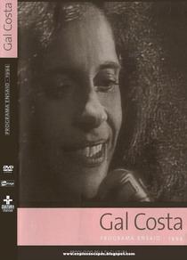 Gal Costa: Programa Ensaio - Poster / Capa / Cartaz - Oficial 1