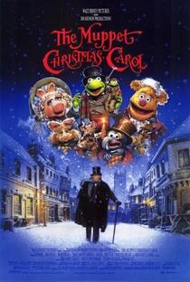 O Conto de Natal dos Muppets - Poster / Capa / Cartaz - Oficial 1
