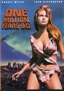 Um Milhão de Anos Antes de Cristo - Poster / Capa / Cartaz - Oficial 2