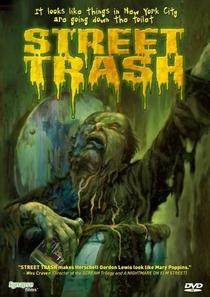 O Lixo das Ruas - Poster / Capa / Cartaz - Oficial 2