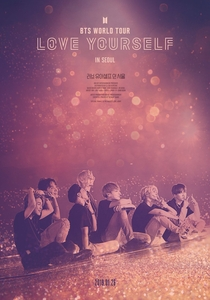 BTS: Love Yourself Tour in Seoul - Poster / Capa / Cartaz - Oficial 3