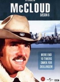 McCloud (6ª Temporada) - Poster / Capa / Cartaz - Oficial 1