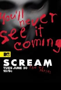 Scream (1ª Temporada) - Poster / Capa / Cartaz - Oficial 1